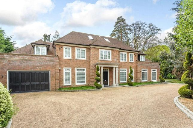 Thumbnail Detached house to rent in Percival Close, Oxshott