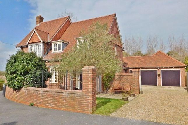 Thumbnail Detached house for sale in Farm House Close, Stubbington, Fareham