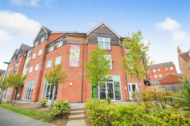 Thumbnail Flat to rent in Pavior Road, Bestwood, Nottingham