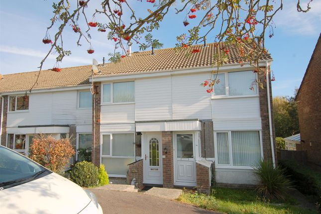 Thumbnail Terraced house for sale in Goad Avenue, Torpoint