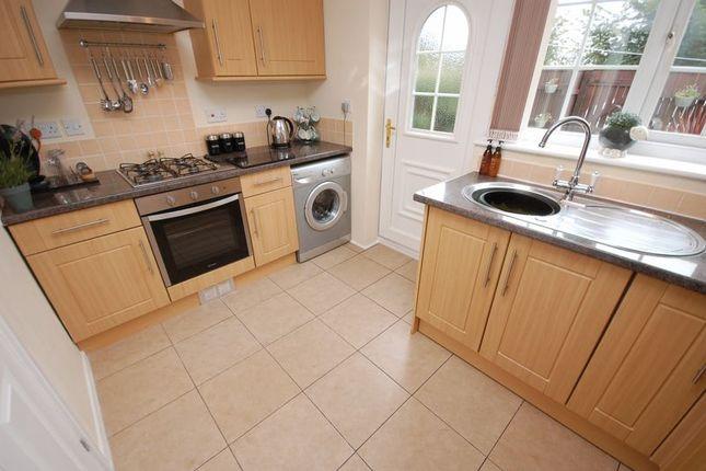 Kitchen of Regents Court, West Moor, Newcastle Upon Tyne NE12