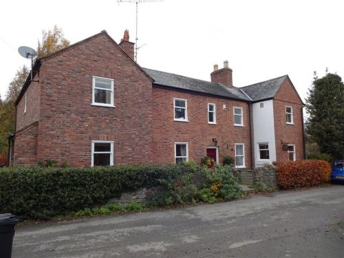 Thumbnail Detached house for sale in Welshpool, Powys