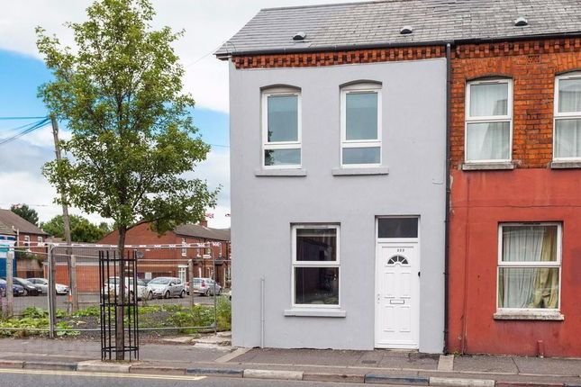 Thumbnail End terrace house to rent in 223 Donegall Road, Belfast