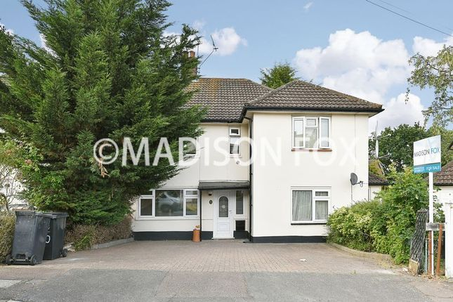 Thumbnail Flat for sale in Dunmow Close, Loughton