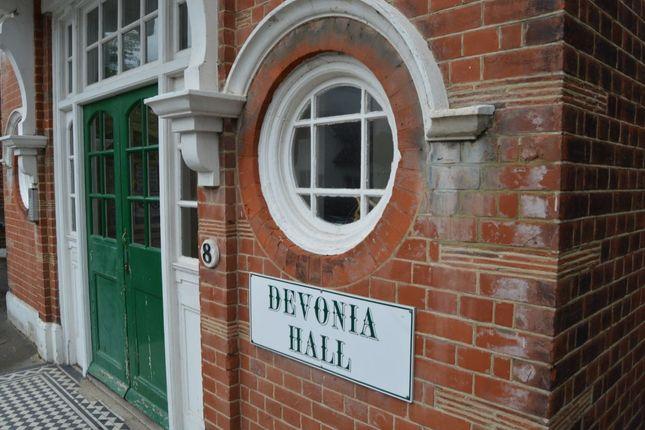 Thumbnail Flat for sale in Beresford Gardens, Cliftonville, Margate