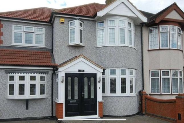 Thumbnail Semi-detached house to rent in Cross Road, Collier Row