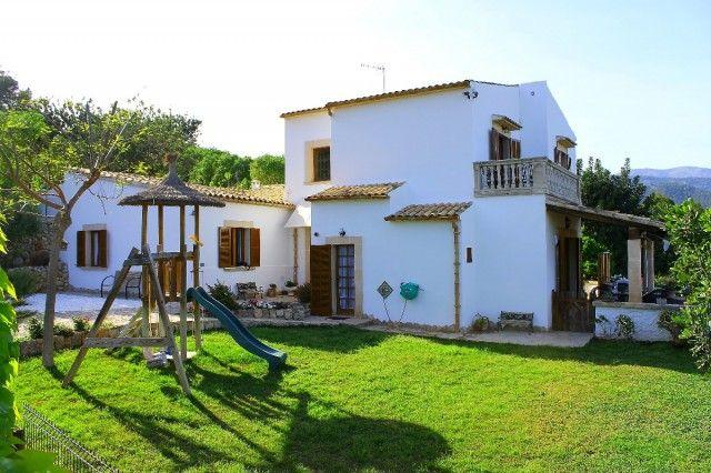 House And Garden of Spain, Mallorca, Campanet