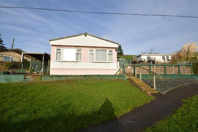 Thumbnail Detached bungalow for sale in Orchard View, Newton Road, Bishopsteignton, Teignmouth