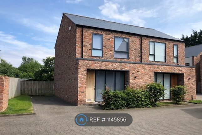 Thumbnail Semi-detached house to rent in The Old Manor, Wirral