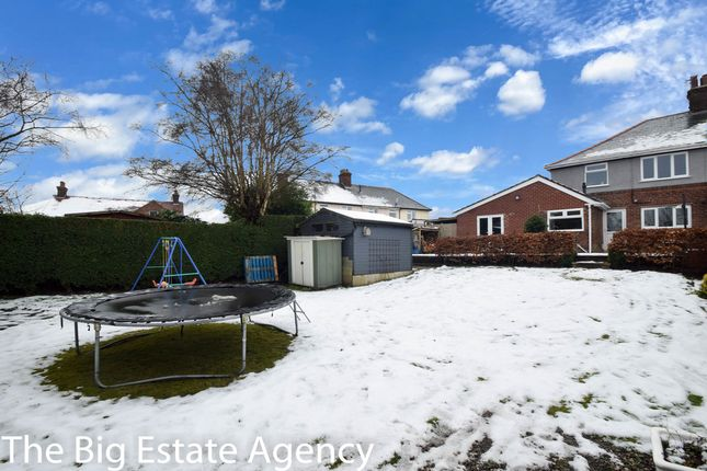 Thumbnail Semi-detached house for sale in Meadow Avenue, Buckley