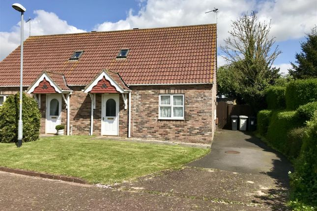 Thumbnail Semi-detached bungalow for sale in Old School Mews, Spilsby