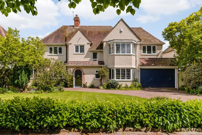 Thumbnail Property for sale in Brueton Avenue, Solihull