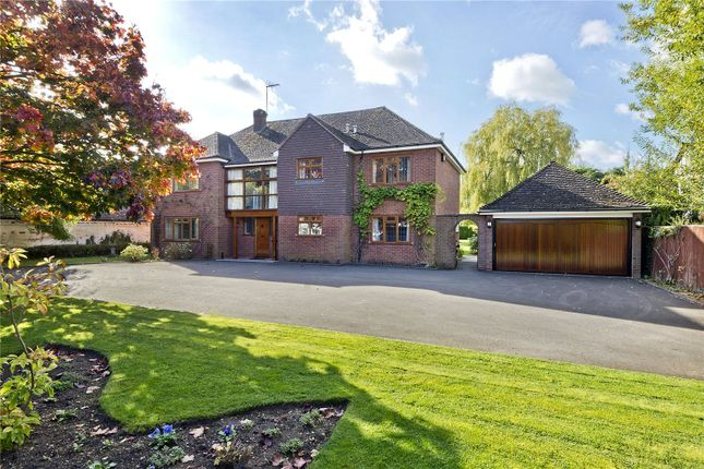 Thumbnail Detached house for sale in Shottery Village, Shottery, Stratford-Upon-Avon, Warwickshire