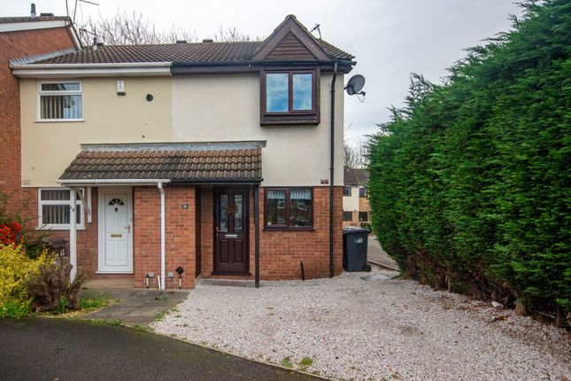 2 bed end terrace house for sale in Purdy Meadow, Long Eaton, Nottingham NG10