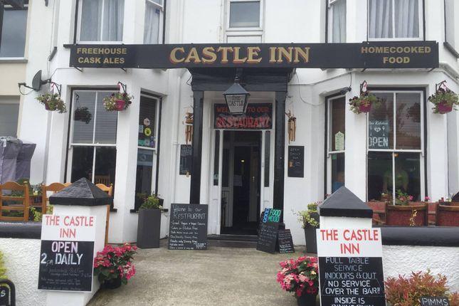 Thumbnail Pub/bar for sale in Parciau Terrace, Criccieth