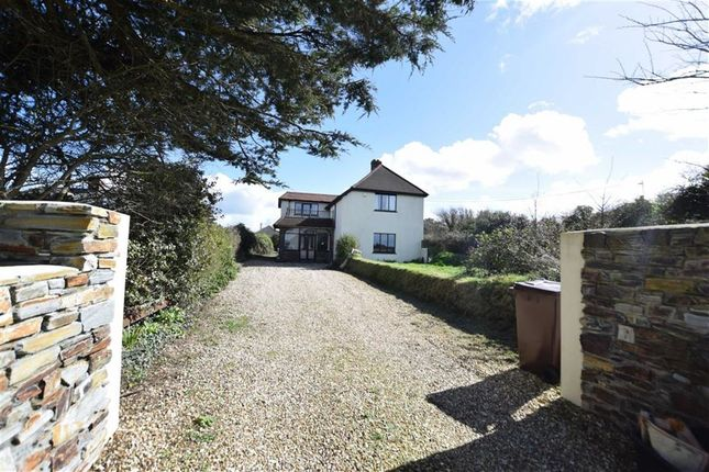 Thumbnail Detached house for sale in Combe Lane, Widemouth Bay, Bude