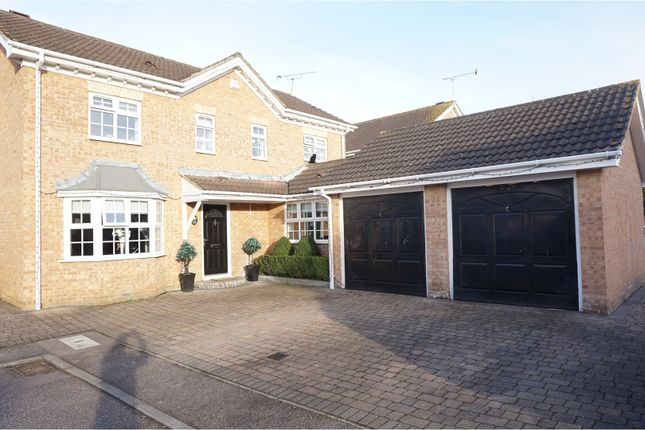 Thumbnail Detached house for sale in Harrier Way, Waltham Abbey
