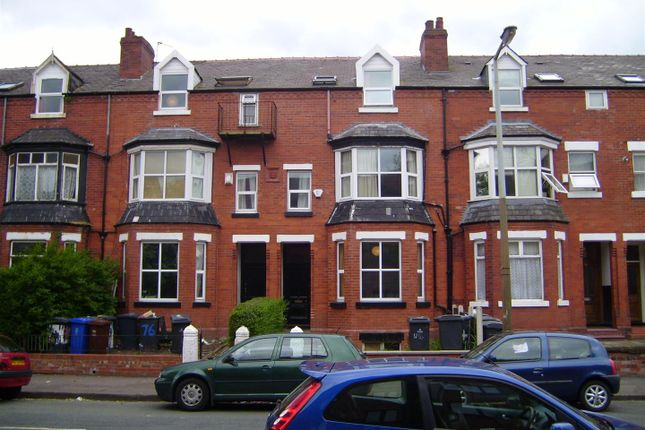 Thumbnail Semi-detached house to rent in Egerton Road, Fallowfield, Manchester
