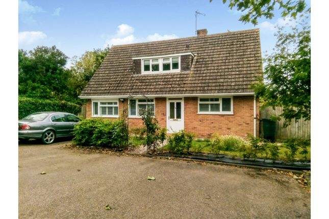 Thumbnail Detached bungalow for sale in Watling Street, Kilsby, Rugby