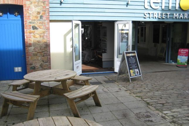 Restaurant/cafe for sale in Lemon Street Market, Truro, Cornwall