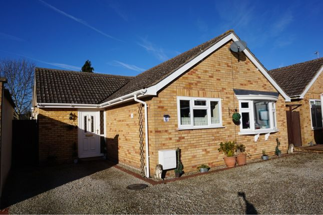 Thumbnail Detached bungalow for sale in Dickens Road, Harbury