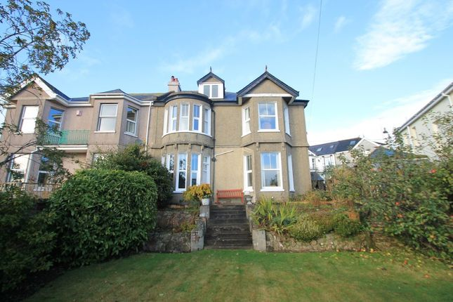 Thumbnail Semi Detached House For Sale In Essa Road Saltash Cornwall