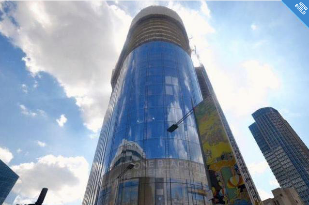 Thumbnail Flat for sale in One Blackfriars Road, South Bank, London