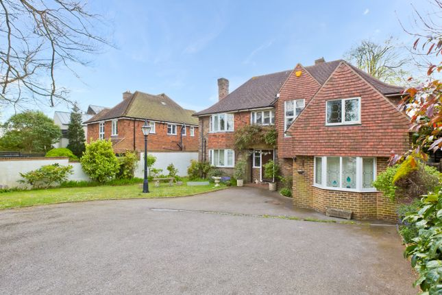 Thumbnail Detached house to rent in Dyke Road Avenue, Hove