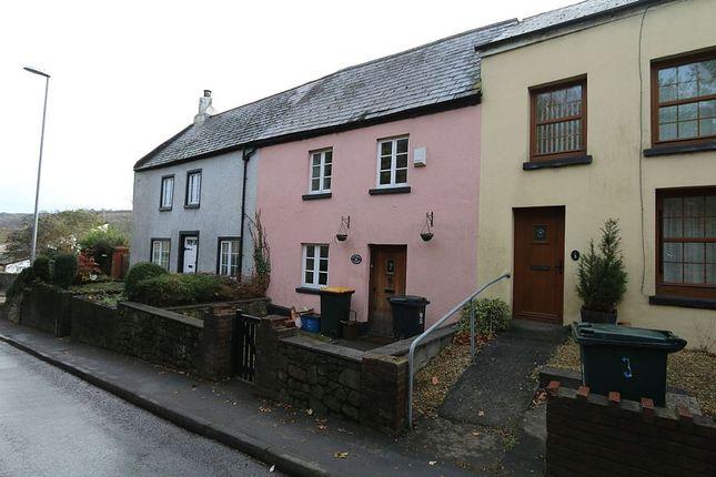 Thumbnail Terraced house for sale in Castle Street, Caerleon, Newport, Newport