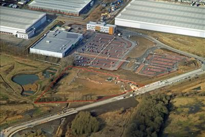 Thumbnail Land to let in Prime Development Site, Woodfield Way, Doncaster