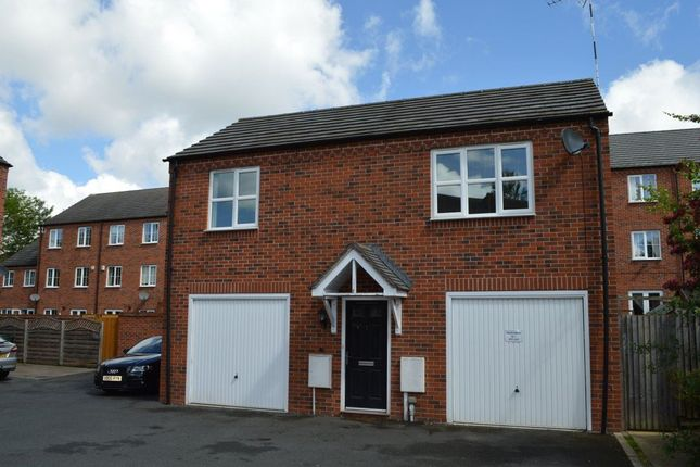 Thumbnail Flat to rent in Comberton Close, Binley, Coventry