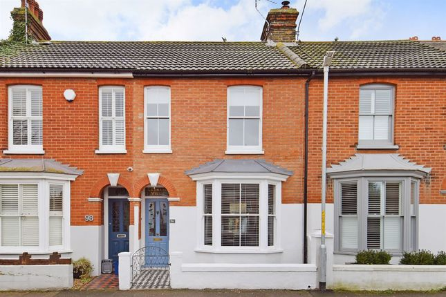 3 bed terraced house for sale in Woodlawn Street, Whitstable CT5