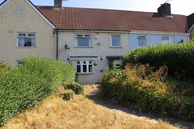 Thumbnail Terraced house for sale in Poplar Road, Rhydyfelin, Pontypridd
