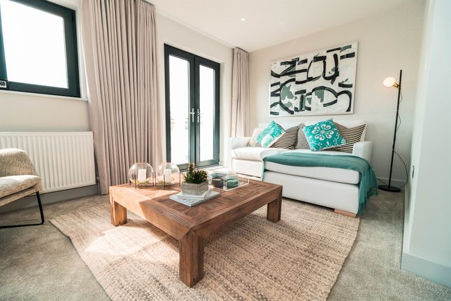 3 bed town house for sale in The Avenue, Priors Hall Park, Corby NN17