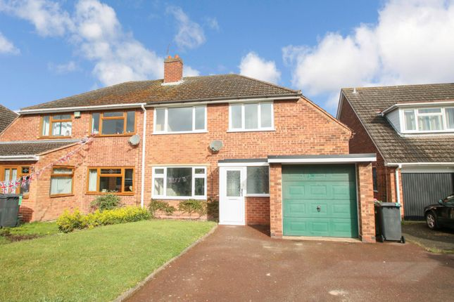 Semi-detached house to rent in Goodere Drive, Polesworth, Tamworth