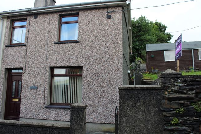 2 bed semi-detached house for sale in Penrhyndeudraeth, Penrhyndeudraeth