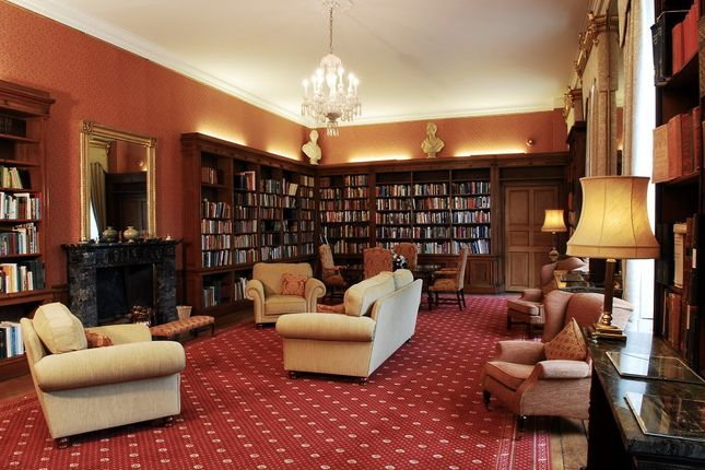 Library of Swallowfield Park, Swallowfield, Reading RG7