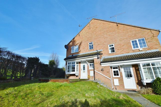 Thumbnail Terraced house for sale in Ashdales, St. Albans