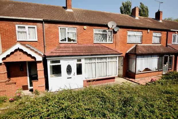 Thumbnail Terraced house for sale in Takely Ride, Kingswood