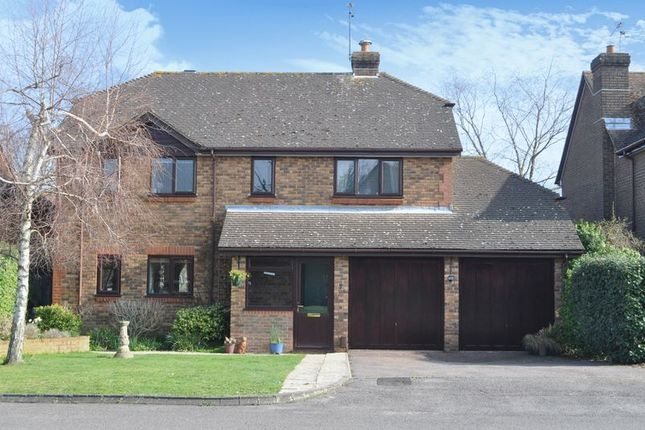 Thumbnail Detached house for sale in Summerfield, Ashtead