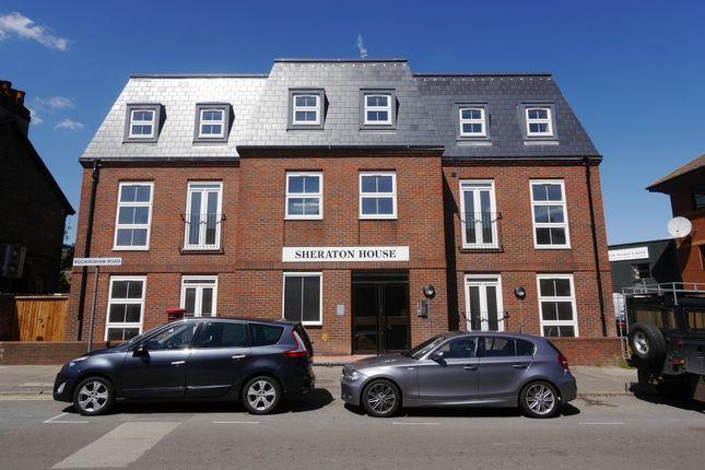 Thumbnail Flat to rent in Rockingham Road, Uxbridge