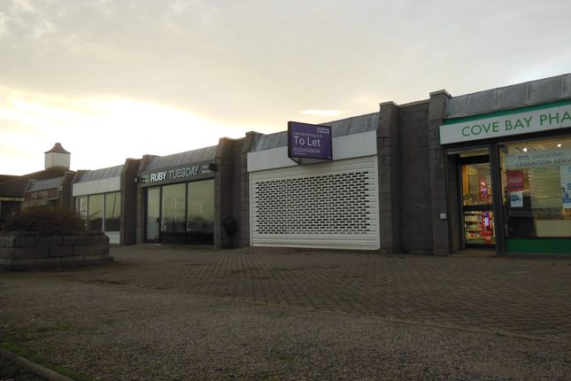 Thumbnail Retail premises to let in 4 Loirston Avenue, Aberdeen