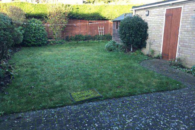 Garden of Maple Drive, South Wootton, King's Lynn PE30