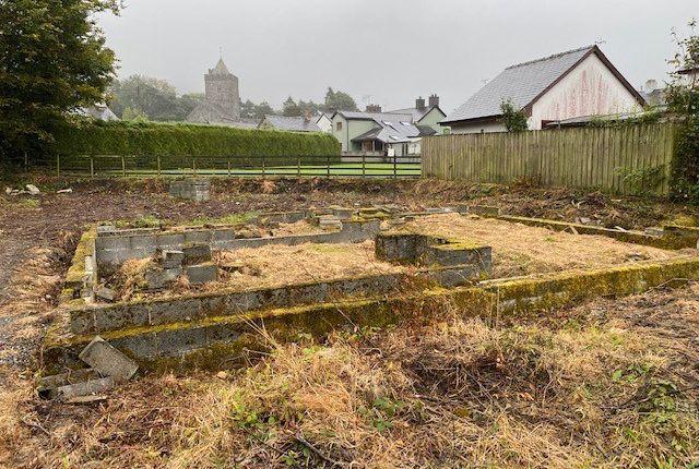 Thumbnail Land for sale in Peters Field, Llanddewi Brefi, Tregaron