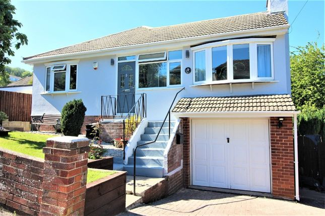 Thumbnail Detached bungalow for sale in Cary Road, Preston, Paignton