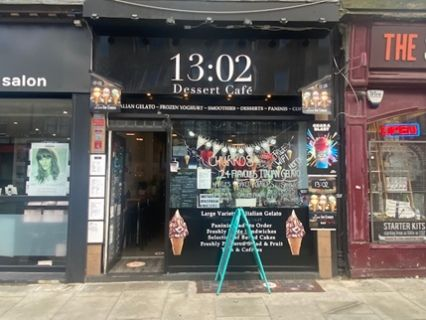 Restaurant/cafe to let in Home Street, Edinburgh