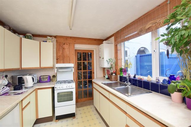 Thumbnail Terraced house for sale in Shalmsford Street, Chartham, Canterbury, Kent