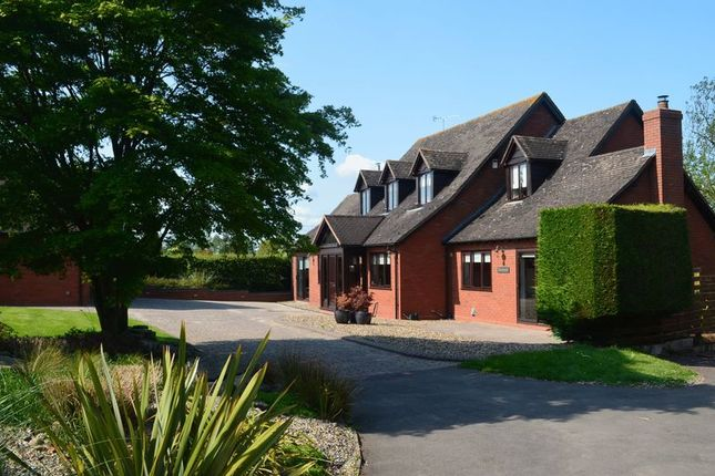 4 bed detached house for sale in Cuttlestones Wood Eaton Road, Church Eaton, Stafford