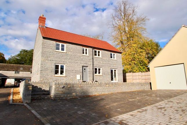 Thumbnail Detached house for sale in Lime Tree Close, Kingsdon, Somerton