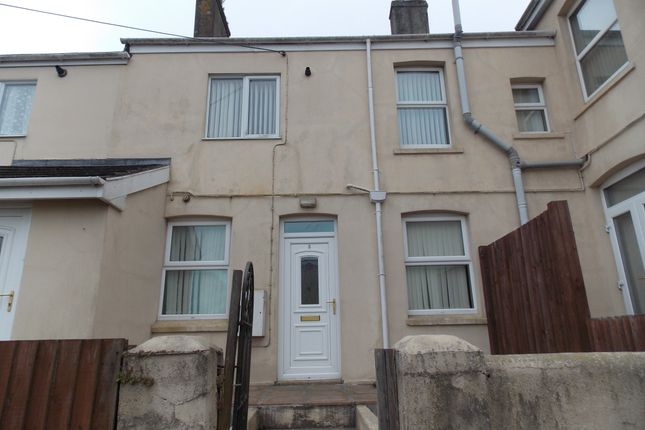 Thumbnail Terraced house to rent in Alexandra Road, St. Austell